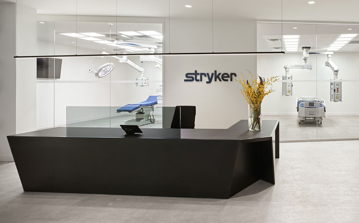 Stryker Case Study | Marant: Construction Managers & General