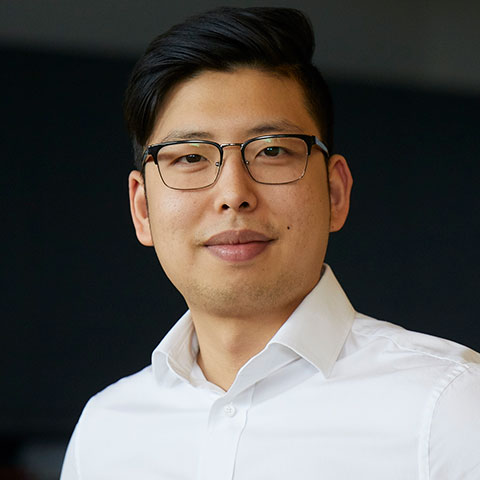 Photo of Louis Bae, Associate Project Manager
