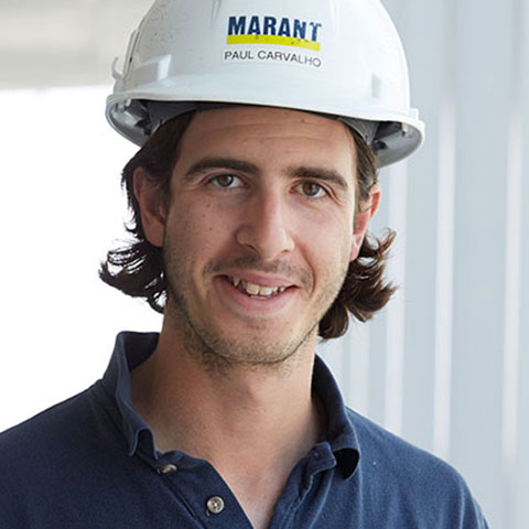Photo of Paul Carvalho, Site Assistant