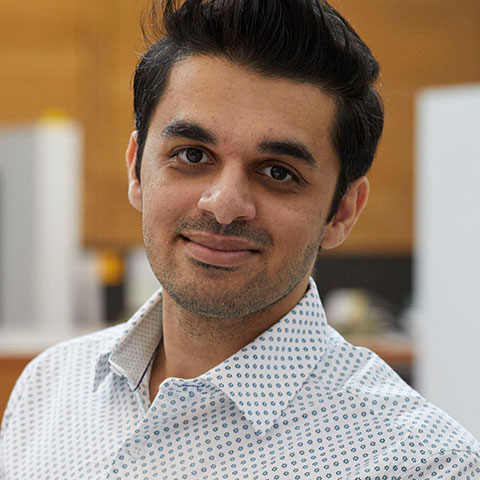 Photo of Wasif Ahmed, Associate Project Manager